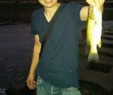 入間川でスモールマウスバスを釣ってきた