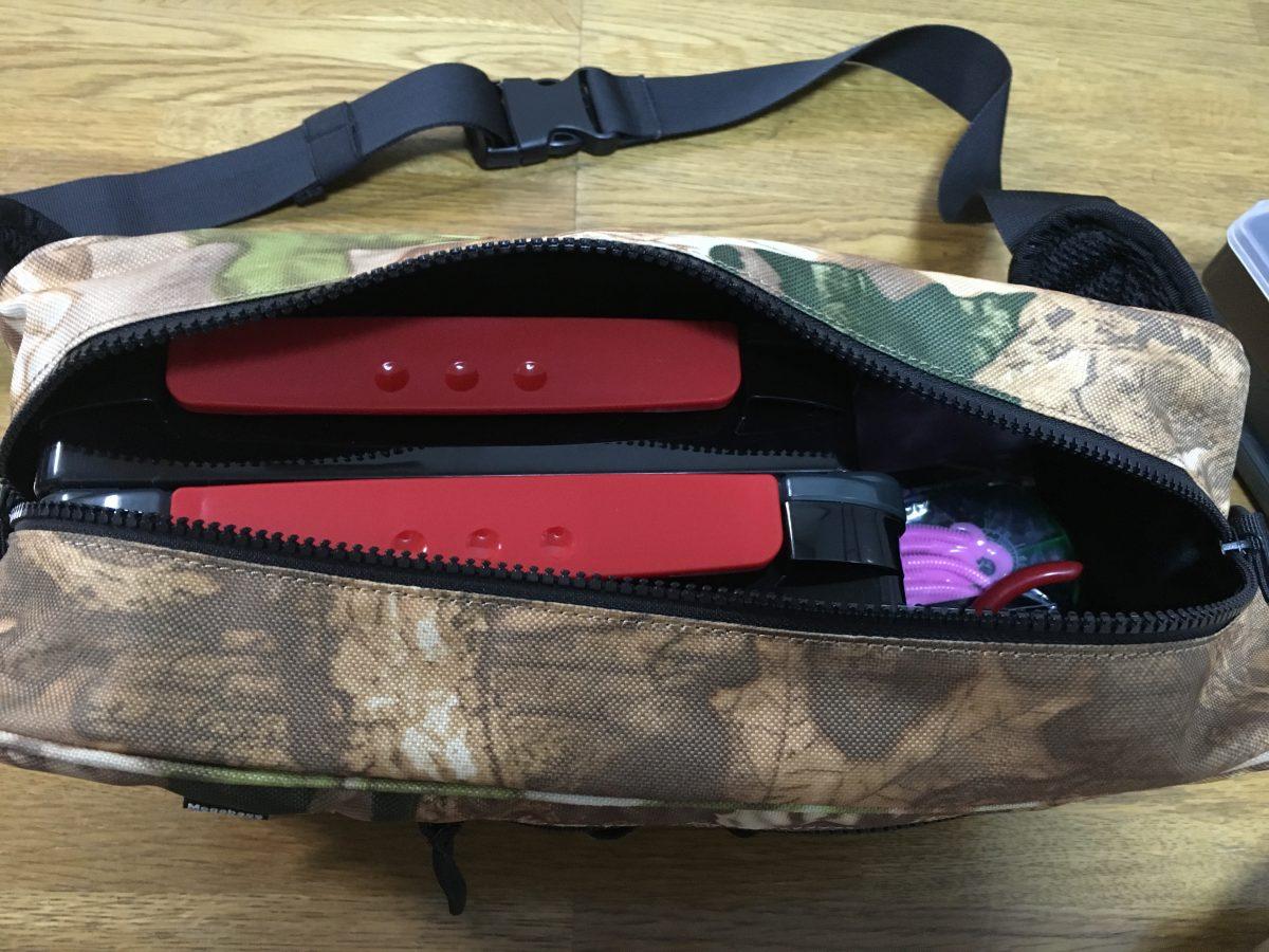 【釣りには丁度良いサイズでおすすめ】メガバス ラピットバッグを購入し使ってみた感想
