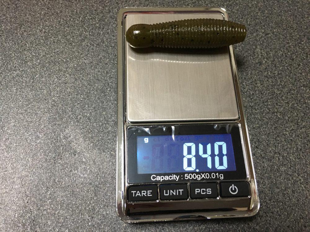 ゲーリー イモクラブ40、60、の重量は?おすすめのリグや使い方