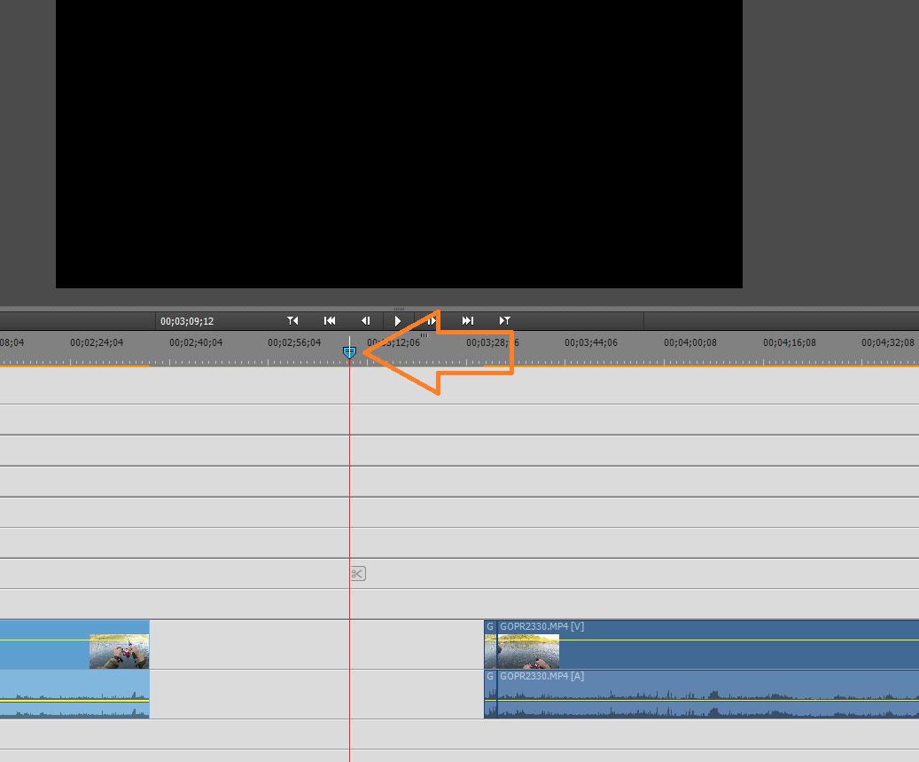 【Premiere Elements15】同じ動画を繰り返して表示させる方法