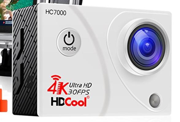 HDCool ウエアラブルカメラ「HC8000、HC7000、HCN5000」3機種比較・レビュー