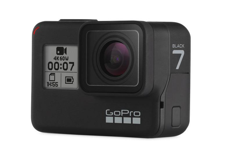 GoPro HERO7 3つのモデルを比較レビュー!Blackは手ぶれ補正が強力すぎる!