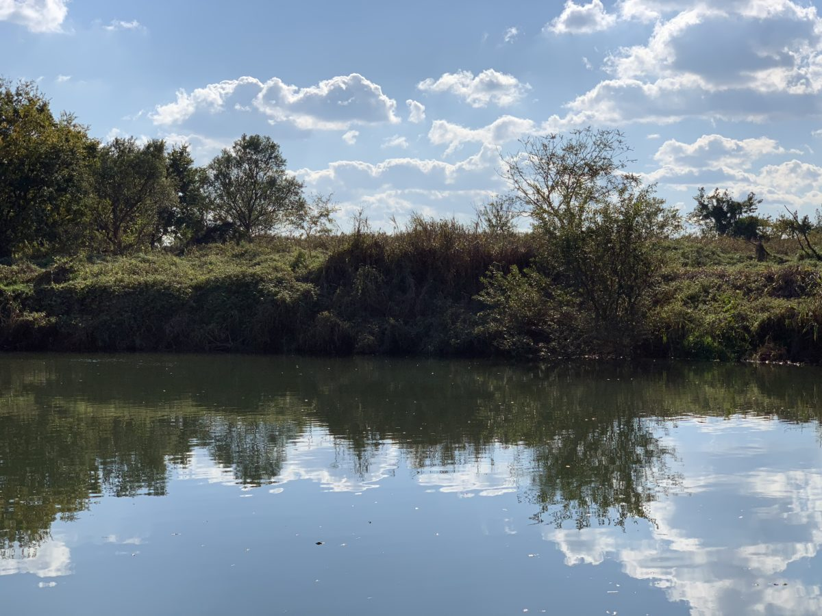 【冬のバス釣りのコツや攻略法】小規模河川の温排水ポイントを狙え!