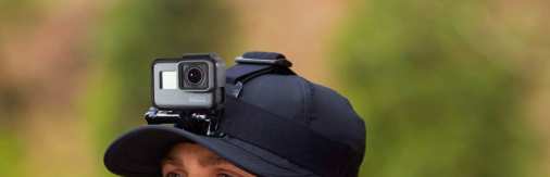 【頭につける安いおすすめカメラ】ランキング5選