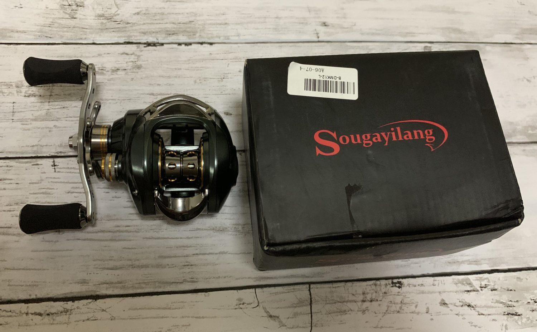 4000円の安いベイトリールレビュー【Sougayilangバス釣り】